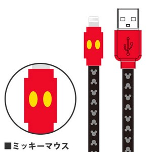 Disney Character Light Cable Mickey Mouse