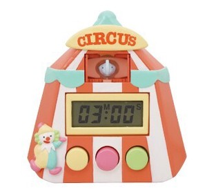 Jump out Kitchen Timer Circus