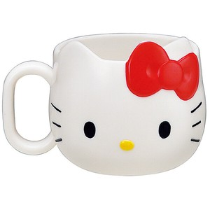 Die Cut Mug Cup Hello Kitty