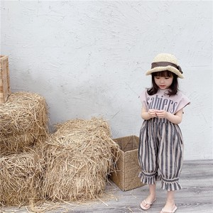 Girl Casual Pants Kids Children's Clothing