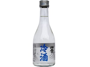 [Sake (Alcohol)] Sake Shinyo Chilled sake