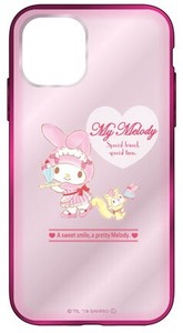 Sanrio Character Clear iPhone Case My Melody