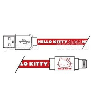 Sanrio Character Light Cable Hello Kitty