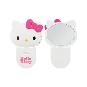 Die Cut Handy Mirror Hello Kitty