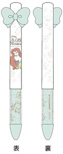 Disney Ribbon Ballpoint Pen Ariel