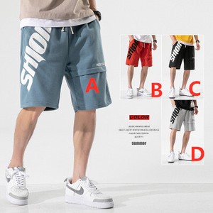 Sport Half Length Shor Pants 4 Colors