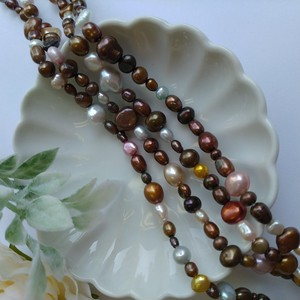 Freshwater Pearl Multi-Color Mix Single