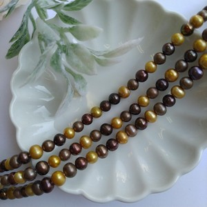 Freshwater Pearl Multi-Color Round Single