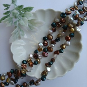 Freshwater Pearl Multi-Color Single