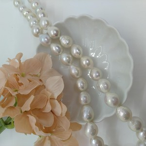 Freshwater Pearl Plump Drop Single White