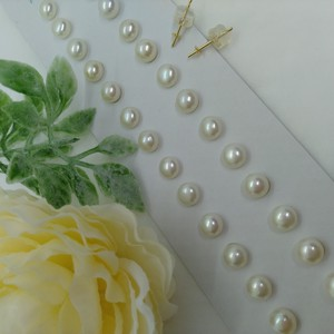 Freshwater Pearl 6 Pcs Set Button