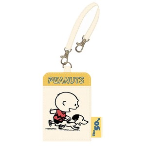 Snoopy Commuter Pass Holder