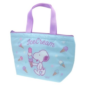 Cold Insulation Heat Retention Tote Ice SNOOPY