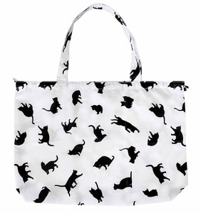 [ 2020NewItem ] Rain Bag cat White