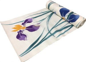 Japanese yukata fabric(rabbitear irises)