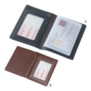 velty Card Holder Commuter Pass Holder