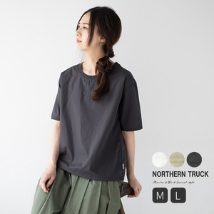 Rack Short Sleeve Ladies Leisurely Shirt Blouse