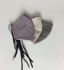 Material Mask Organic Cotton Linen Material Collaboration Mask