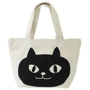 cat Canvas Tote Cat