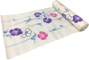 Japanese yukata fabric(flowers)