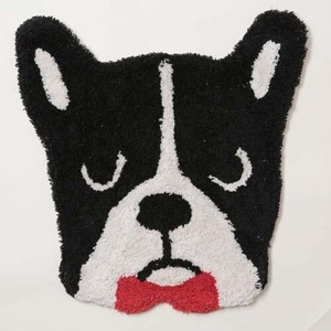 Mask Bolt Mat French Bulldog Dog