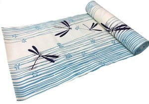 Japanese yukata fabric(dragonflies))