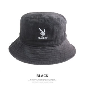 PLAYBOY Bio Wash BUCKET HAT