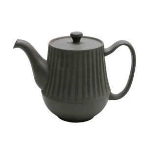 "Coffee ""Tokoname ware"" Pot Comb Pot"