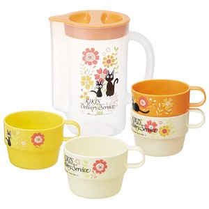 Cup Attached Case KiKi's Delivery Service Gerbera