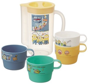 Attached Case Cup Amusement park
