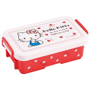 Container Box Hello Kitty Red Heart