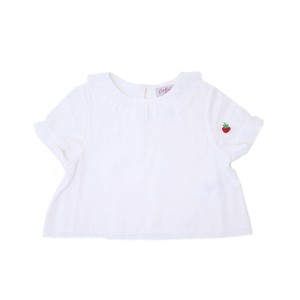 Cath Kidston シャツ KIDS BLOUSE MINI SWEET STRAWBERRY 918343 105335316623197 ガールズ 子供