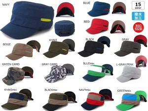 Water-Repellent Work CAP
