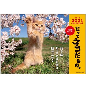 cat Wall Hanging Product Calendar