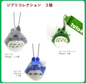 Collection My Neighbor Totoro Each Type Totoro Totoro Totoro Green