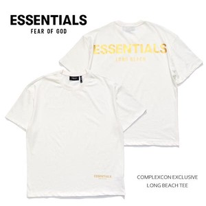 FOG ESSENTIALS【エッセンシャルズ】LONG BEACH 限定 COMPLEXCON EXCLUSIVE Tシャツ 正規品 リミテッド