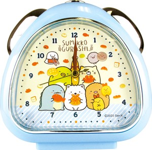 Sumikko gurashi Rice Ball Clock Today