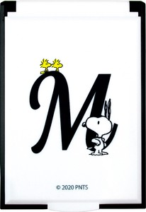 Snoopy Initial Mirror