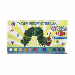 Hungry Bug, Flower & Plant Book Crayon