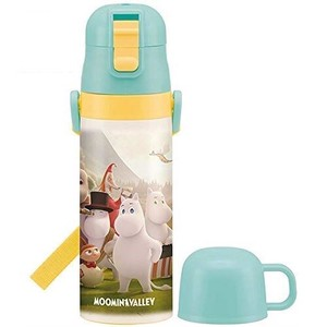 Light-Weight Stainless bottle The Moomins