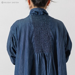 One Hand Jacket Light Ounce Denim