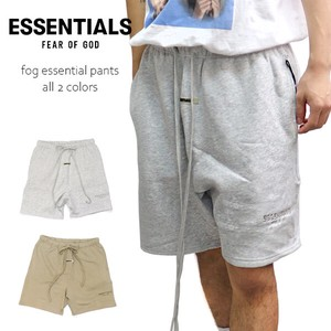 Essential Raised Back Shor Pants