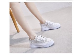 Ladies Mesh Student Board Shoes Shoe