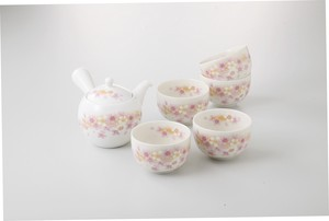Wild Cherry Tree Japanese Tea Pot Tea Utensils