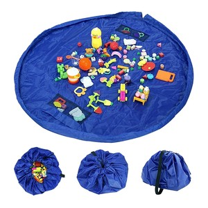 Toy Storage Bag Storage Bag Child Play Mat Easy Large Mat Large capacity Width