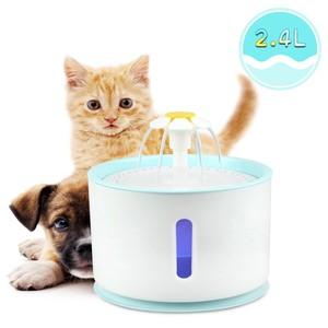 Pet Automatic Pet Cat To Drink Automatic Activity Filter Attached