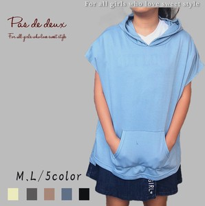 For Summer Fleece With Hood Pullover