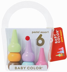 Baby Roll Pastel Assort 6 Colors
