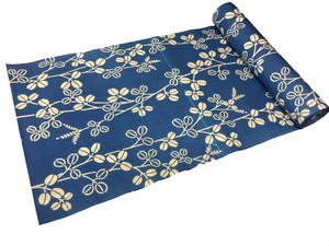 Japanese yukata fabric(bush covers)(Special brown fabric)