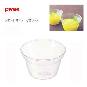 Dessert Cup Jelly Rex PEARL METAL Heat-Resistant Glass